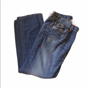 MENS True Religion Ricky Jeans Size 42